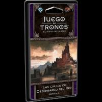 Juego de Tronos LCG:  Las calles de Desembarco del Rey