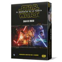 Star Wars, El Despertar de la Fuerza: Caja de inicio