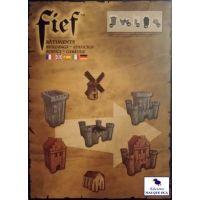 Fief Francia 1429: Expansiones Miniaturas de Edificios