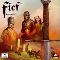 Fief Francia 1429 juego de mesa