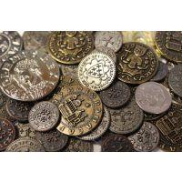 Fief Francia 1429: Expansiones Monedas Medievales
