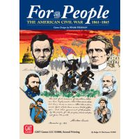 For the People: La guerra de Secesión 1861 - 1865