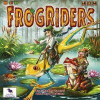 Juego de mesa Frogriders