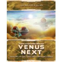 Terraforming Mars: Venus Next juego de mesa. Expansión de Terraforming Mars