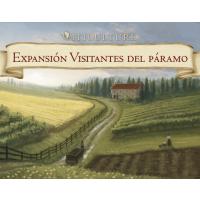 Viticulture: Visitantes del Páramo expansión para el juego de mesa Viniculture
