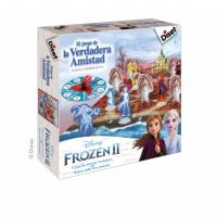 Frozen II. El juego de la verdadera amistad