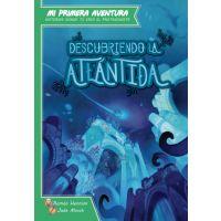Librojuego: Descubriendo la Atlántida