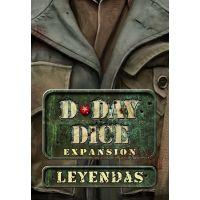 D-Day Dice: Leyendas juego de mesa wargame