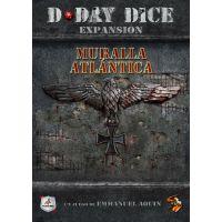 D-Day Dice: Muralla Atlántica juego de mesa wargames