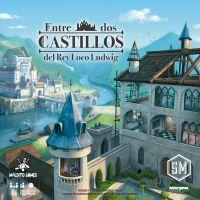 Entre Dos Castillos Del Rey Loco Ludwig Juego de mesa