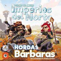 Colonos del Imperio: Imperios del Norte. Estandartes Romanos juego de mesa