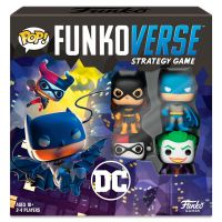 Funkoverse Strategy Game. DC Comics Base Set (Inglés)