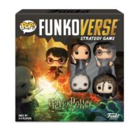 Funkoverse Strategy Game. Harry Potter Base Set (Inglés)