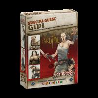Zombicide Black Plague: Special Guest: Gipi