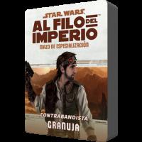 Star Wars: Al filo del Imperio. Mazo de especialización: Contrabandista Granuja