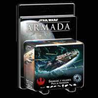 Granujas y villanos - Star Wars: Armada