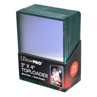 Green Border Toploader (25)