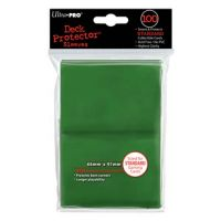 Fundas Ultra Pro Standard Green, 66x91 mm. (100)
