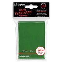 Fundas Ultra Pro Standard Green, 66x91 mm.