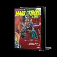 Ataque a Greenville - Mars Attacks