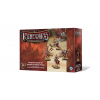 Runewars: Grupo de mando de infantería Uthuk Y'llan