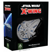 Star Wars, X-Wing: Halcón Milenario de Lando
