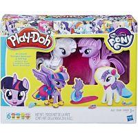 Playdoh My Little Pony Rainbow Modelado