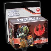 Star Wars, Imperial Assault: Hera Syndulla y C1-10P