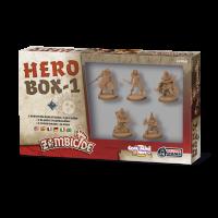 Zombicide: Black Plague Hero Box #1
