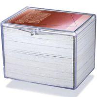 Caja para almacenar cartas