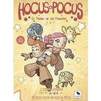 Libro-Juego: Hocus & Pocus