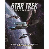 Star Trek. Estos son los viajes... vol.1