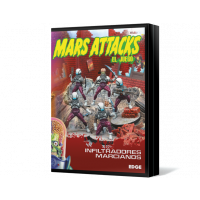 Infiltradores marcianos - Mars Attacks