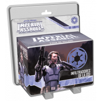 Star Wars, Imperial Assault: Infiltradores de la OSI
