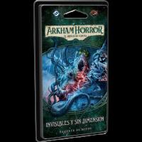 Arkham Horror, El juego de cartas: Invisibles y sin dimensión