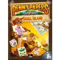 Aventuras de Penny Papers: La Isla Calavera