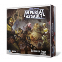 Star Wars, Imperial Assault: El reino de Jabba
