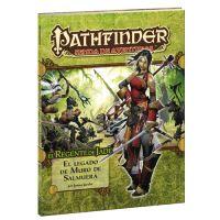 Pathfinder: El regente de Jade 1. El legado del muro de salmuera