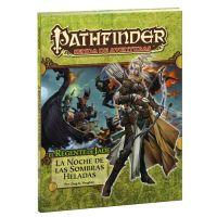 Pathfinder: El regente de Jade 2. La noche de las sombras heladas