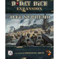D-Day Dice: Jefe Supremo juego de mesa wargame