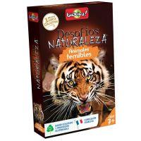 Desafíos de la Naturaleza: Animales Temibles