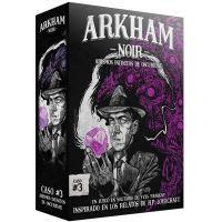 Arkham Noir: Abismos Infinitos de Oscuridad