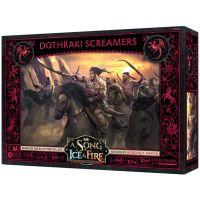 Canción de Hielo y Fuego: Aulladores Dothraki
