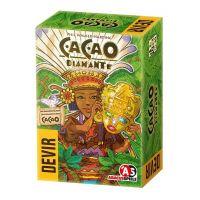 Cacao Diamante juego de mesa de colocación de losetas