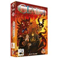 Claim Refuerzos: Fuego juego de cartas para 2 jugadores