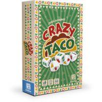 Juego de mesa Crazy Taco para jugar en solitario o en modo a dos jugadores