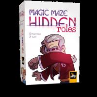 Magic Maze Hidden Roles es un juego de mesa que amplía las partidas de Magic Maze con alguna carta de traidor.