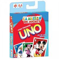 Juego del Uno infantil - Mickey
