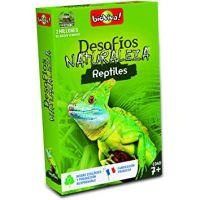 Desafíos de la Naturaleza: Reptiles