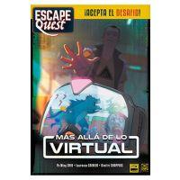 Escape Quest 2: Más Allá de lo Virtual